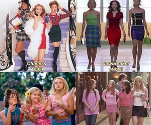 90s, fashion, and girls image