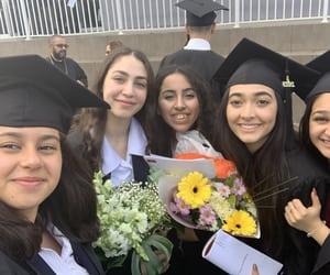 graduation, senior year, and h image