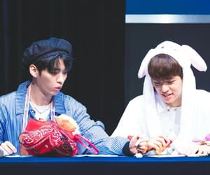 Minho, seungmin, and stray kids image