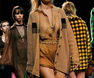 catwalk, fendi, and new image