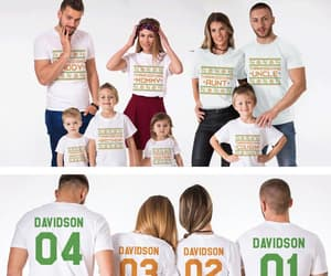 etsy, matching family, and family t-shirts image