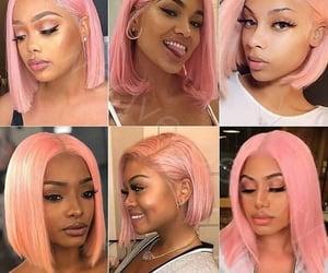 Beautiful Girls, bob, and pink image