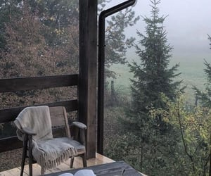 book, cozy, and nature image