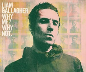 liam gallagher, oasis, and music image