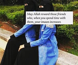blessings, hijabspiration, and imaan image