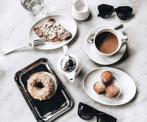 chic, coffee, and foods image