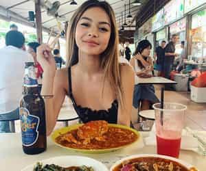fashion, lilymaymac, and food image