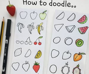 doodles, bujo, and doodle ideas image