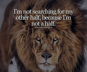 brave, lion, and life lesson image
