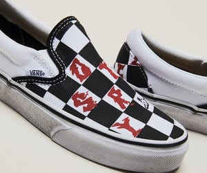 collaboration, vivienne westwood, and slip-on image