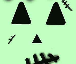 background, Halloween, and illustration image