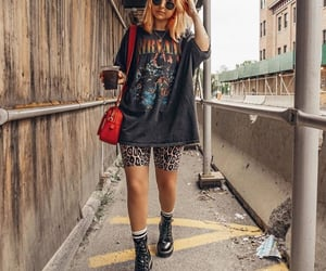 fashion, ootd, and grunge image
