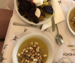 delicious, potatoes, and soup image