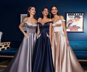 dress, fashion, and girls image