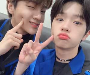 cho seungyoun, lee hangyul, and lee eunsang image