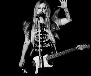 Avril Lavigne, clasico, and belleza image