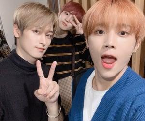 eric, sangyeon, and jacob image