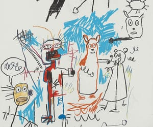 art and basquiat image