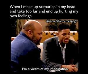 feeling, feelings, and imagination image