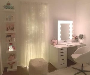 vanity and mirror image