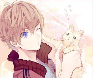 cute anime boys image