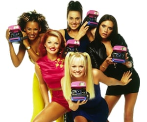 90s, spicegirls, and music image