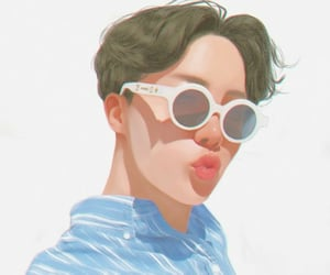 army, fanart, and k-pop image