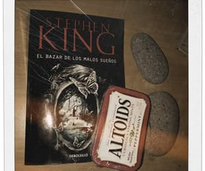 aesthetic, alternative, and Stephen King image