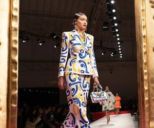 catwalk, Moschino, and new image