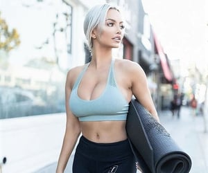 body, fit, and fitness image