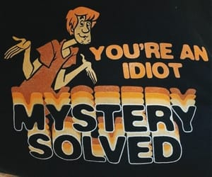 meme, scooby doo, and relatable image