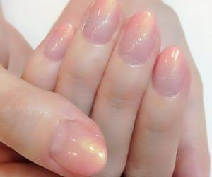 nail polish, nails, and cute image