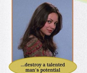 Mila Kunis and the 70s show image