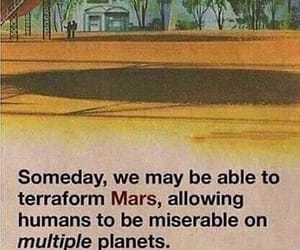 mars, meme, and mood image