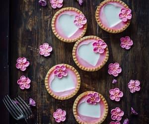 comida, dulce, and pink image
