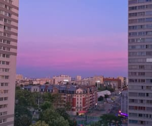 city, pink, and pretty image