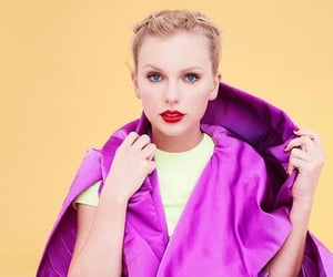 Taylor Swift, fashion, and lover image