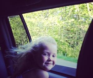 blonde, blue eyes, and child image