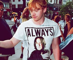 rupert grint, harry potter cast, and cute image