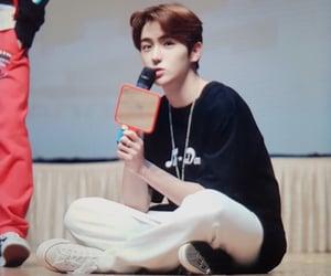 baby boy, bg, and hyunjae image
