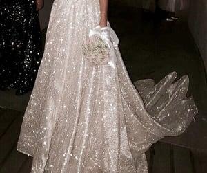 dress, beautiful, and beauty image