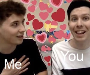 dan and phil, daniel howell, and phil lester image