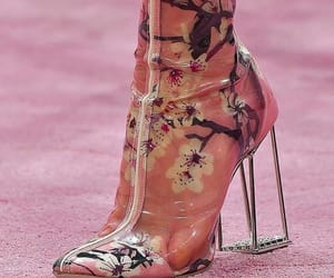 boots, dior, and high fashion image