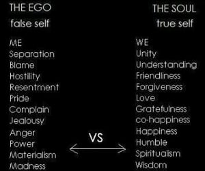 ego, peace, and zen image