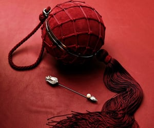 accessories, bags, and red image