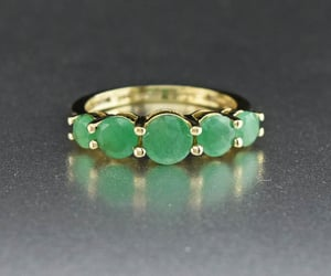 emerald, sterling, and eternity image
