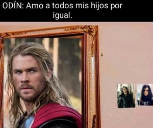 Avengers, meme, and thor image