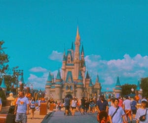 aesthetic, vintage, and disney image