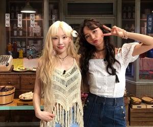 girls generation, yoona, and seohyun image