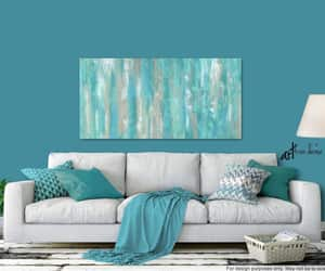 Abstract Painting, largewallart, and extra large wall art image